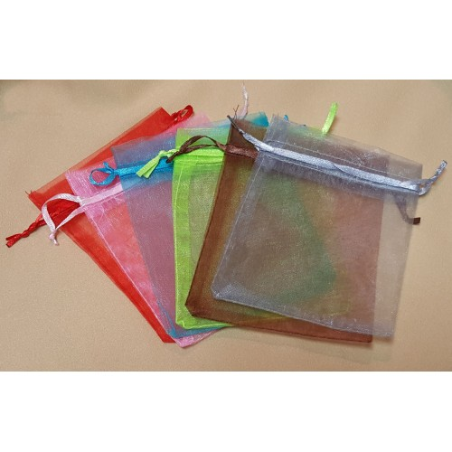 Sheer Bags for 2 1/2 x 4 and 3 x 5 Rolled Scrolls