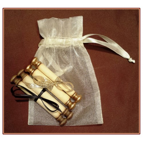 Crystallized Sheer Bag