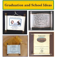 Graduation/School Scrolls