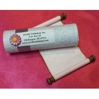 Rolled Scroll Decorative Tubes
