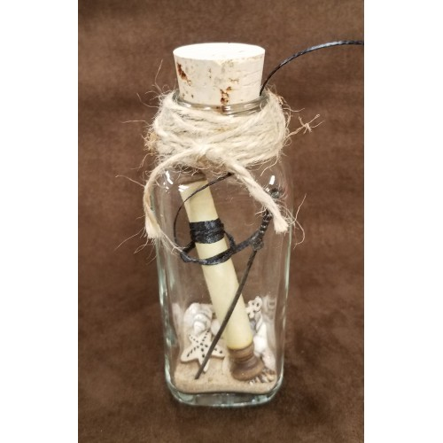 Pirate Messages in a Bottle