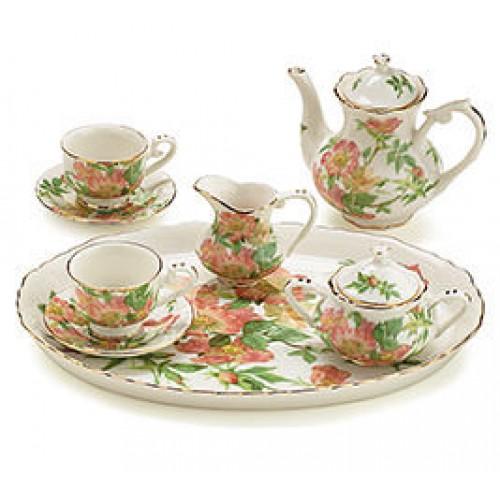 Warwickshire Meadow Miniature Tea Set