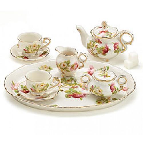 Royal Rose Mini Tea Set