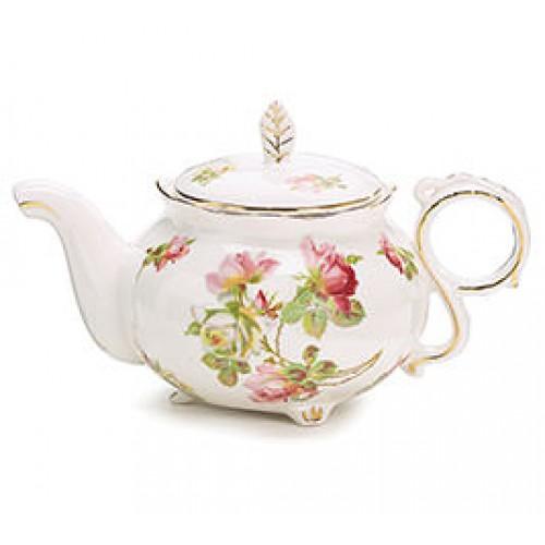 Royal Rose Tea Pot