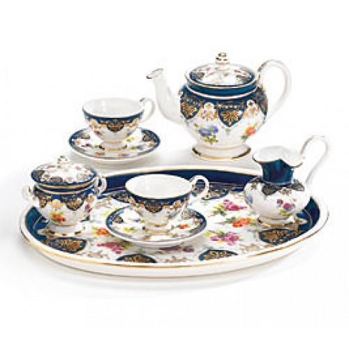 Vanderbilt Miniature Tea Set