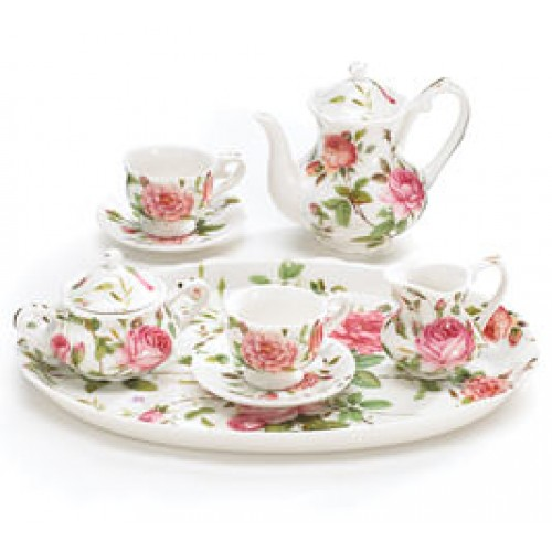Saddlebrooke Miniature Tea Set