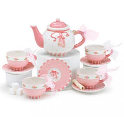 Ballet Shoes Tea Set