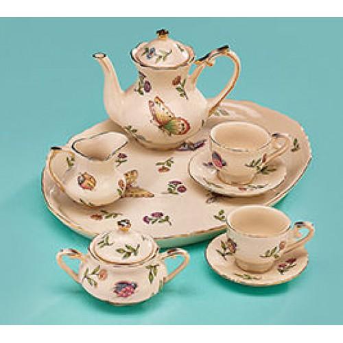 Morning Meadows Miniature Tea Set