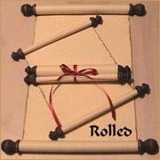 Rolled Scrolls