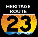 US-23 Logo